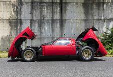 Deze Miura is de SVR van Lamborghini