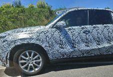 La Mercedes GLS 2020 au Mont Ventoux