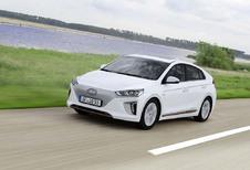 Hyundai Ioniq : léger facelift pour 2019
