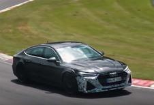 Audi RS7 verklaart oorlog aan M5 en E63 met 650 pk