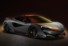 McLaren 600LT: de vierde Long Tail