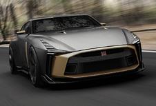 Nissan GT-R50 : peut-être en vente