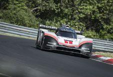 VIDEO - Porsche klokt snelste rondje Nürburgring aller tijden