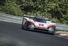 VIDÉO - La Porsche 919 Evo signe un record absolu au Nürburgring