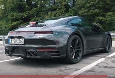 Porsche 911 : la « 992 » à l'essai