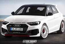 Krijgt de S1 het gezelschap van een Audi RS1?