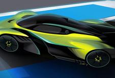 Aston Martin wil Porsche kloppen op de Nürburgring
