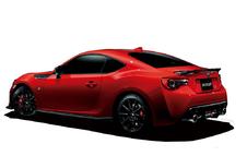 Toyota GT86 GR Sport is geen GRMN