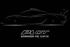 Lanzante bouwt McLaren P1 GT Longtail