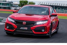 VIDEO – Honda Civic Type-R: nieuw record op Silverstone