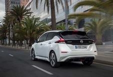 Nissan Leaf domineert EV-markt in Europa
