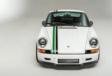 Porsche 911 Le Mans Classic Clubsport als Touring of Lightweight