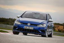 VW Golf R en Seat Leon Cupra verliezen vermogen