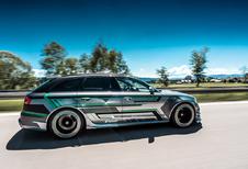 Abt bouwt hybride Audi RS6-E met 1.000 pk