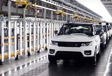 Brexit : Jaguar et Land Rover prêts à quitter le Royaume-Uni