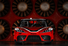 Toyota Supra als Nascar-racer