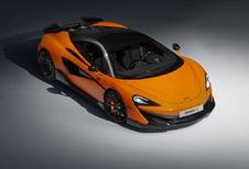 Het knappe cijfermateriaal achter de McLaren 600LT