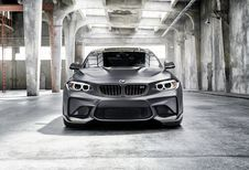 BMW M Performance Parts: lichtere M2 op Goodwood