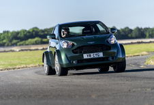 Aston Martin V8 Cygnet is de ultieme stadswagen