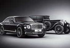Mulliner maakt Walter Owen Bentley Mulsanne Edition