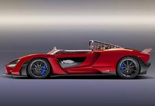 McLaren plant 18 nieuwigheden tegen 2025