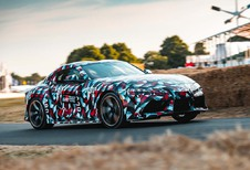Goodwood 2018: Toyota Supra: 520 Nm en amper 1.500 kg