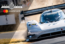 VIDEO: Volkswagen I.D. R Pikes Peak is ook de snelste op Goodwood