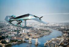 Aston Martin Volante Vision: vliegend concept