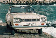 Ford Escort 50 Tour : balade pour les 50 ans