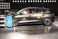 EuroNCAP: 5 sterren voor de Focus en de XC40