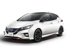 Nissan Leaf : la Nismo arrive !