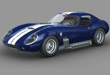 Glickenhaus SCG006 mixt Ferrari met Shelby