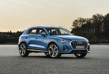 Nieuwe Audi Q3 wordt ruimer, slimmer en sportiever