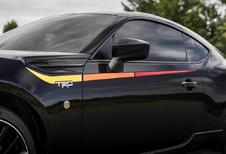 Toyota GT86 krijgt TRD-variant, zoals in Toyota Racing Development