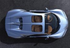Bugatti Chiron Sky View houdt het luchtig