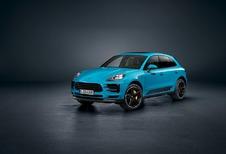 Porsche Macan: nieuwe stijl en connectiviteit