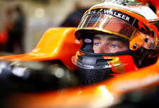 Zet Mclaren Vandoorne nog voor de GP van België op straat?