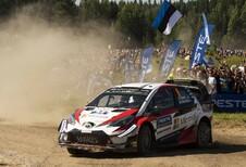 AutoWereld naar WRC Finland (5): Ott Tänak niet te kloppen