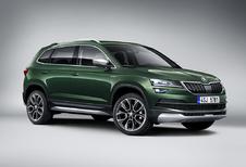 Škoda Karoq Scout : en 4x4