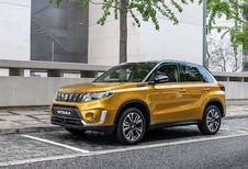 Suzuki : nouveau style et nouveau moteur pour le Vitara