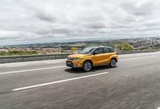Suzuki Vitara krijgt opfrisbeurt en een nieuwe motor