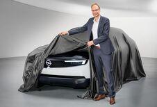 Opel GT X Experimental : le visage du blitz au-delà de 2020 !