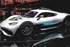 Mercedes wil speculanten weghouden van zijn Project One