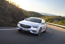 Opel Insignia : 200 ch en essence