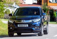 Honda geeft de HR-V een facelift