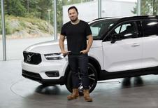 Volvo XC40-ontwerper trekt naar Tesla #1