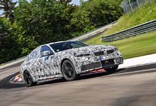 BMW 3-Reeks rondt testwerk af