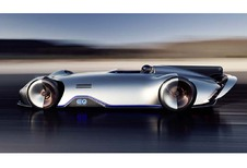 Mercedes EQ Silver Arrow op Pebble Beach 2018 is elektrische pijl