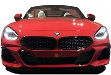 BMW Z4 : elle se montre