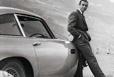 Aston Martin bouwt 25 replica's van de DB5 uit Goldfinger